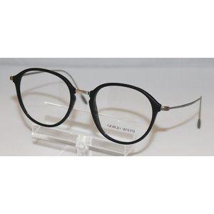 New Giorgio Armani Black Eyeglasses